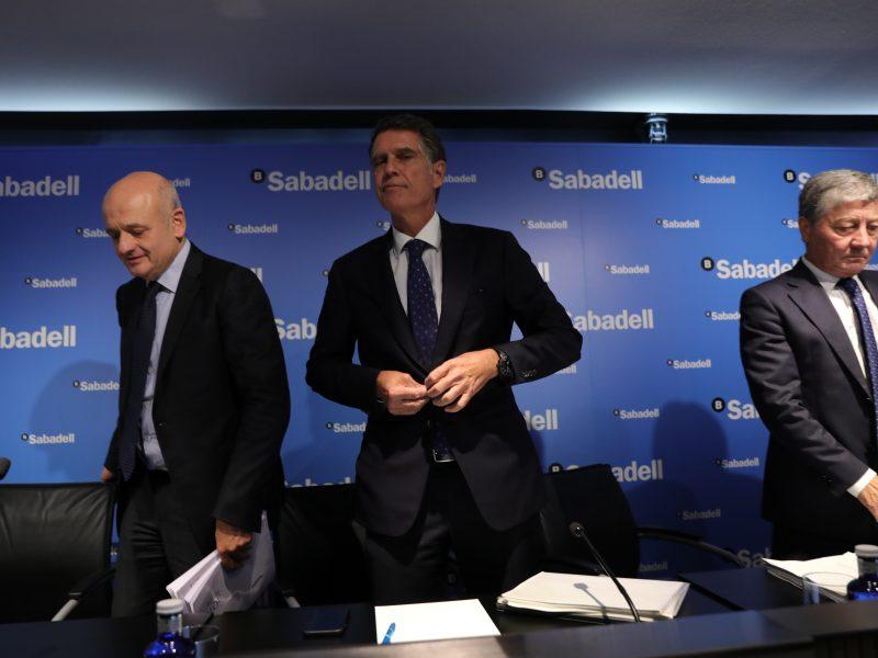 Presentación Resultados Banco Sabadell