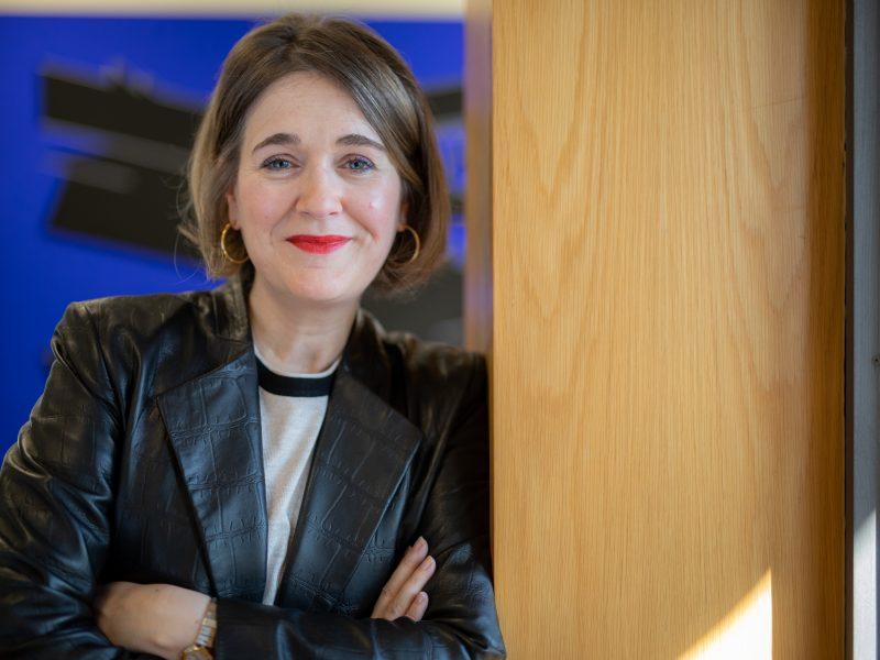 Entrevista Consejera Marta Rivera