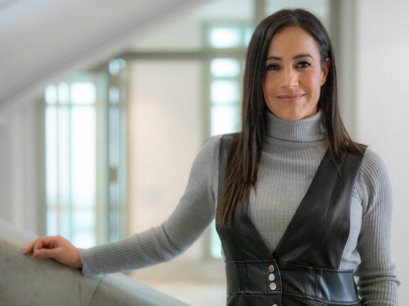 Entrevista a la Vicealcaldesa de Madrid Begoña Villacis