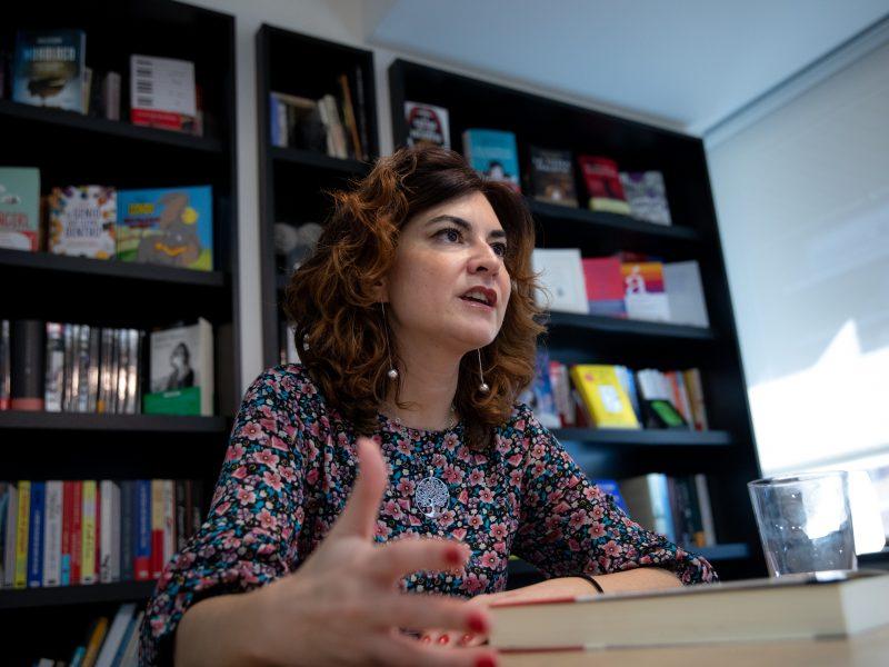 Entrevista a la escritora Susana Martín Gijón