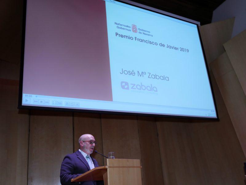 Premio Francisco de Javier 2019