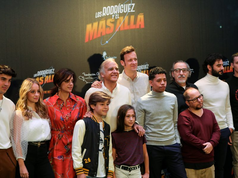 Presentación Película Los Rodriguez y el Más Allá